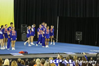 Cheerleading State Champions 2013-21