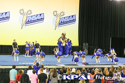 Cheerleading State Champions 2013-19
