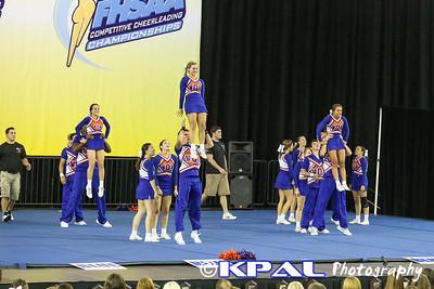 Cheerleading State Champions 2013-22
