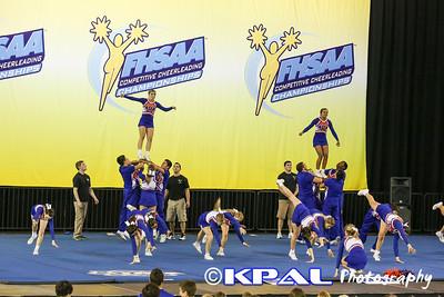 Cheerleading State Champions 2013-13