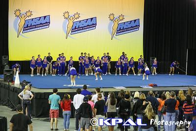 Cheerleading State Champions 2013-10