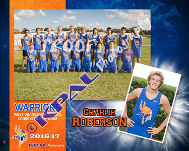 Charlie Roherson-Team Collage