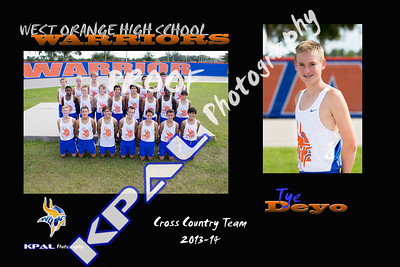 Tye Deyo Team Collage