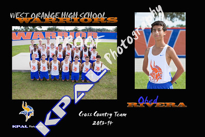 Obed Rivera Team Collage