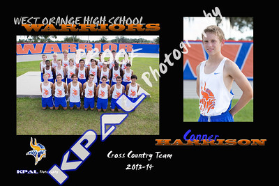Conner Harrison Team Collage