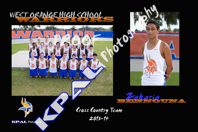 Zakaria Bennouna Team Collage