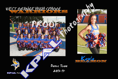 Kayla Beamon Team Collage