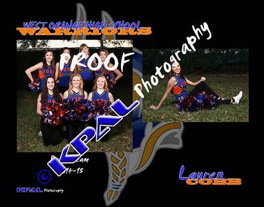 Lauren Cobb Team Collage