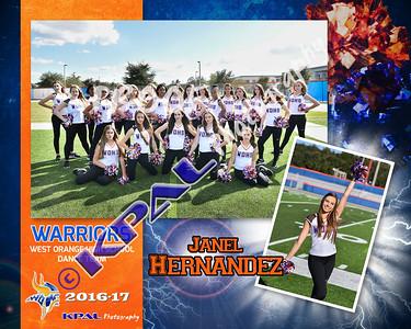 Janie Hernandez-Team Collage