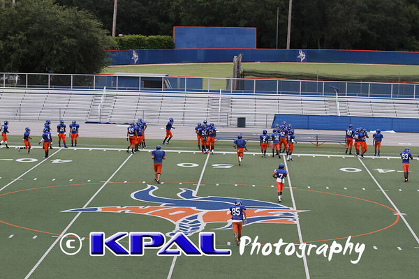 Blue & Orange Game 2012-1