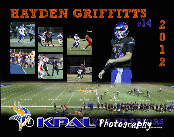 Hayden Griffitts