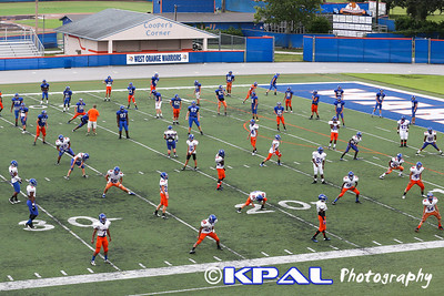Blue and Orange Game 2013-2