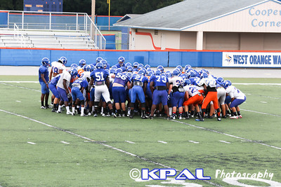 Blue and Orange Game 2013-4