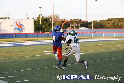 Freshman-JV Evans Game 2013-11