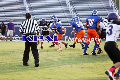 JV-Freshman vs Timbercreek 2014-15