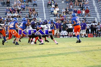 JV-Freshman vs Timbercreek 2014-14