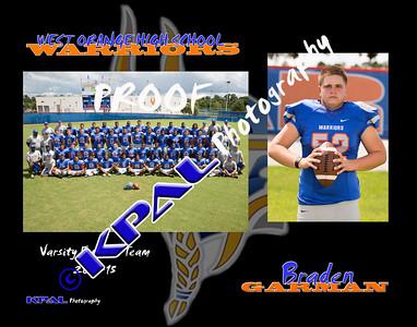 Braden Garman Team Collage