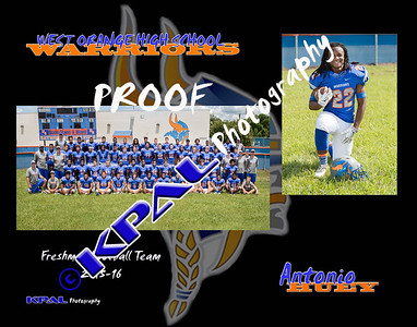 Antonio Huey Team Collage
