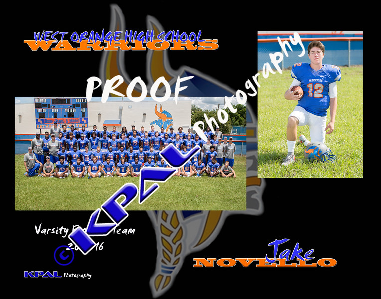 Jake Novello Team Collage