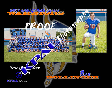 Ben Bollinger Team Collage