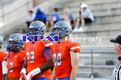 Spring Game vs Gainesville 2015-6