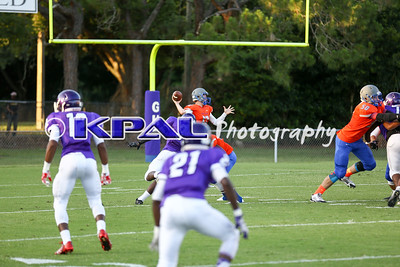 Spring Game vs Gainesville 2015-22