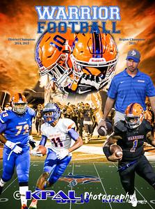 Coach Football Poster 2