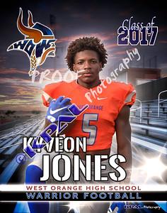 Kyveon Jones-poster