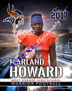 Marland Howard-poster