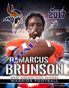 DaMarcus Brunson-Poster