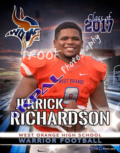 Jerrick Richardson-Poster