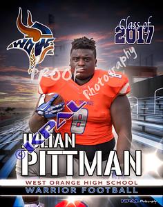 Julian Pittman-Poster