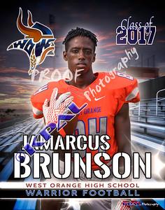 JaMarcus Brunson-Poster