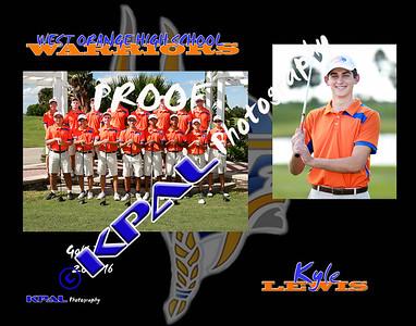 Kyle Lewis Team Collage