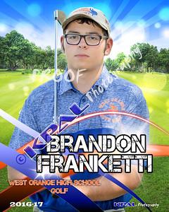 Brandon Franketti-Poster