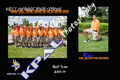 Kyle Gauger Team Collage