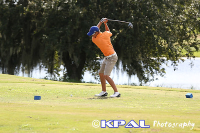 Boys Golf vs Windermere Prep 2013-12