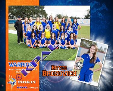 Bryce Brozovich-Team Collage