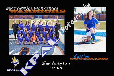 Caitlyn Cochrane Team Collage