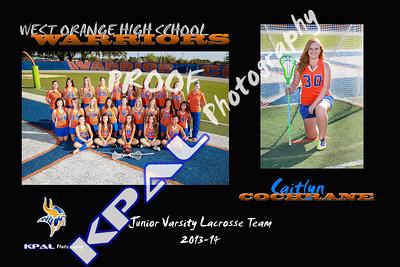 Caitlyn Cochrane Team Collage