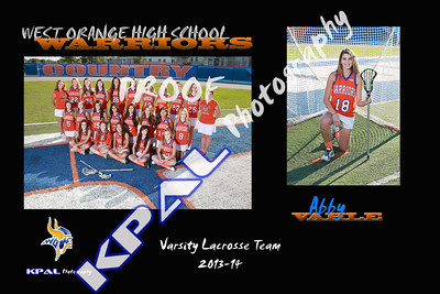 Abby Vahle Team Collage