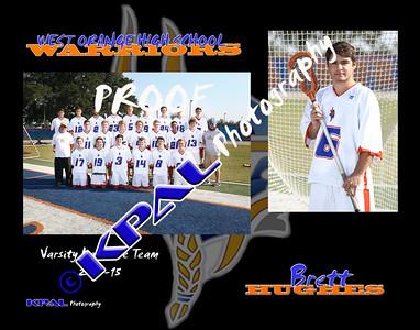 Brett Hughes Team Collage