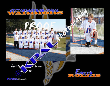Emery Rollis Team Collage