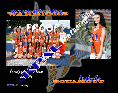 Bella Bouamout Team Collage