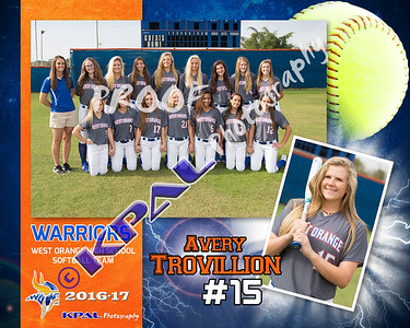 Avery Trovillion-Team Collage