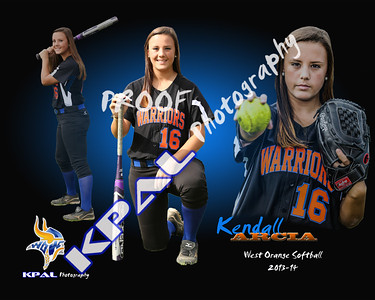 Kendall Arcia Collage