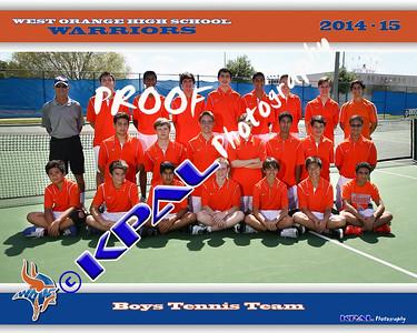 Boys Tennis Final