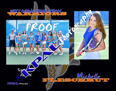 Michelle Fleschhut-Team Collage