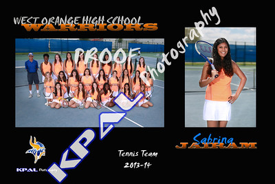 Sabrina Jairam Team Collage