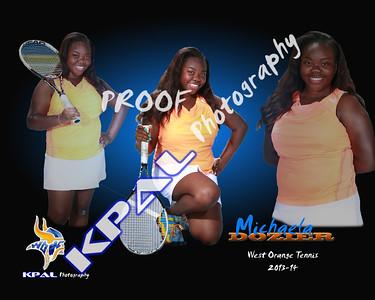 Michaela Dozier Collage